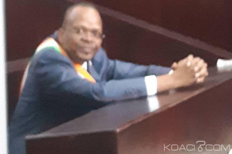 Côte d'Ivoire: Alain Lobognon condamné à un an de prison et 300 mille Fcfa d'amende