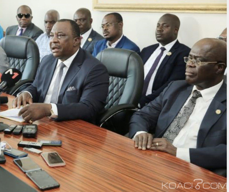 Côte d'Ivoire : «Détourneurs de deniers publics », Adjoumani répond à Bédié «S'il y a eu lieu, le PDCI et Bédié sont co-auteurs ou à tout le moins receleurs»