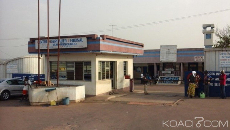 Côte d'Ivoire : Vers une probable fermeture du CHR de Yamoussoukro pour sa réhabilitation