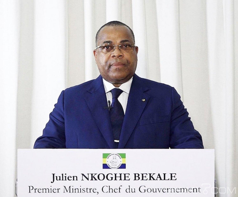 Gabon : Réaménagement du gouvernement