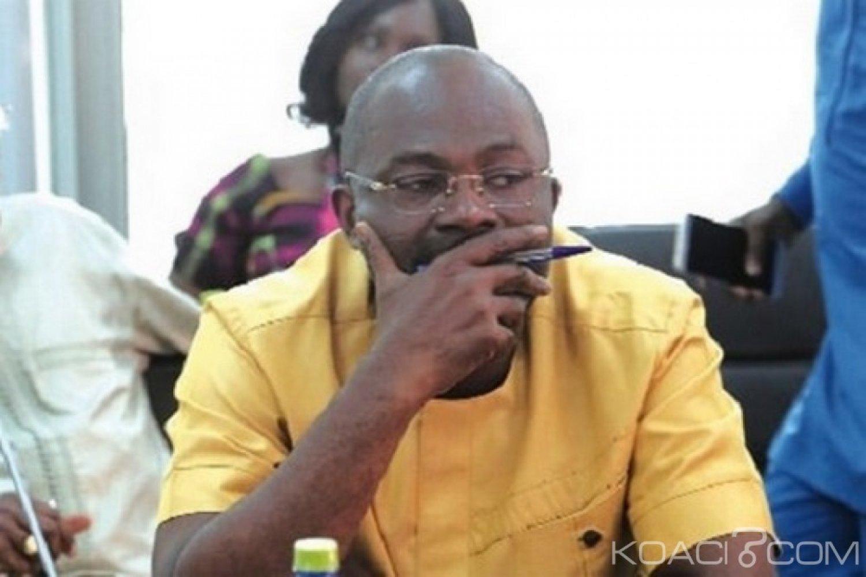 Ghana: La police empêchée d'interroger le député Ken Agyapong