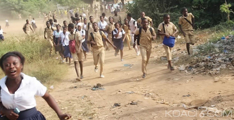 Côte d'Ivoire : Grève des enseignants du secondaire, la FESCI s'indigne et interpelle gouvernement, grévistes et Kandia