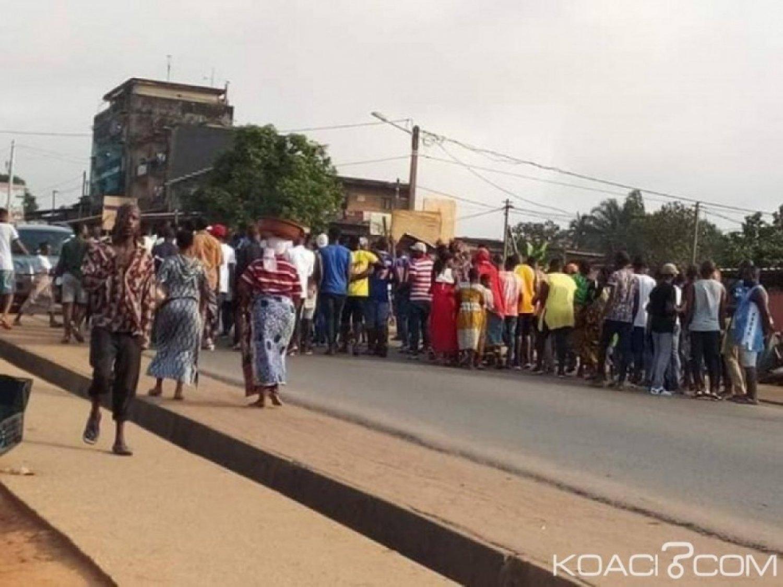 Côte d'Ivoire : A la veille du procès en appel de Gbagbo, après Abobo, des manifestations contre sa libération à Anyama