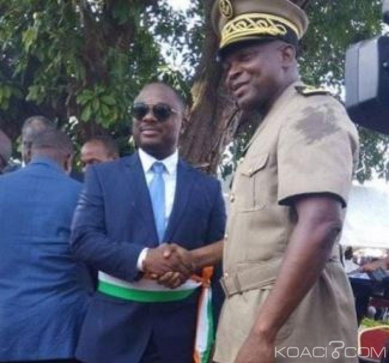 Côte d'Ivoire: À Port-Bouët Emmou enfin investit en tant que maire