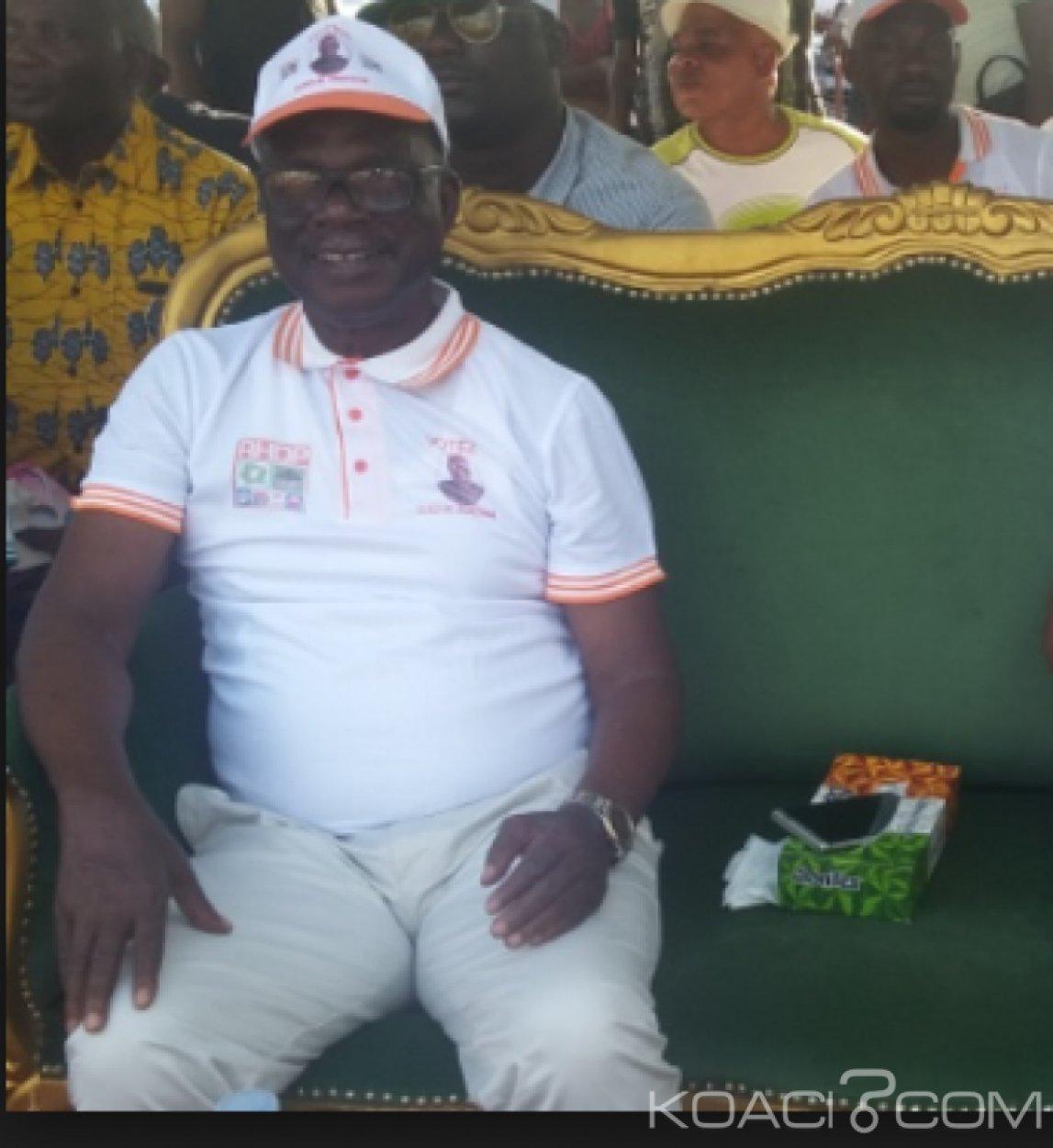 Côte d'Ivoire : «Casse de la BCEAO», le président du conseil régional du Gôh pro-RHDP,  plaide pour une «amnistie» de Gbagbo
