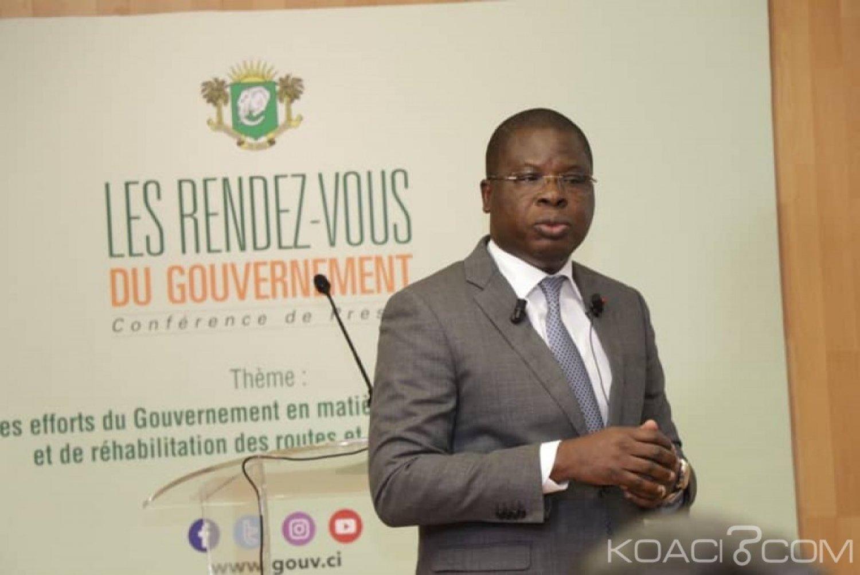 Côte d'Ivoire : Le ministre Kouakou Amedé annonce que le 4ème pont reliant le Plateau à Yopougon sera à péage