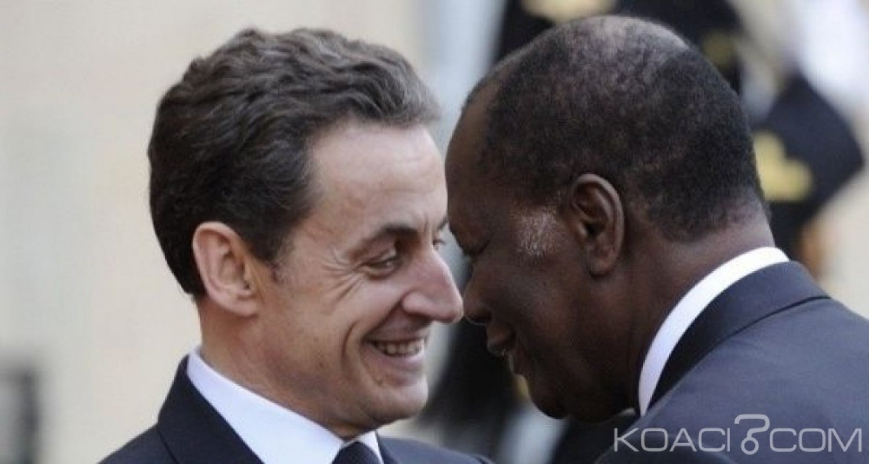 Côte d'Ivoire-France : Nicolas Sarkozy à Abidjan dans le cadre d'une visite privée et amicale