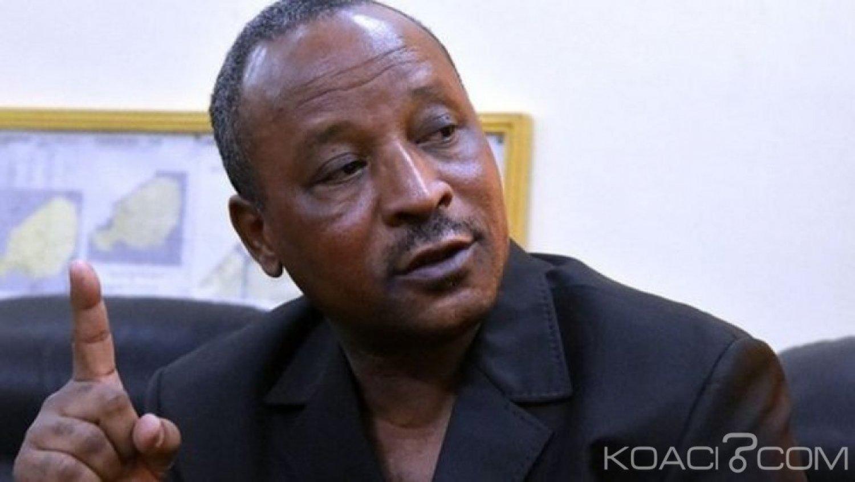 Niger:  Le ministre des Finances prié de rendre le tablier après avoir annoncé sa candidature pour 2021