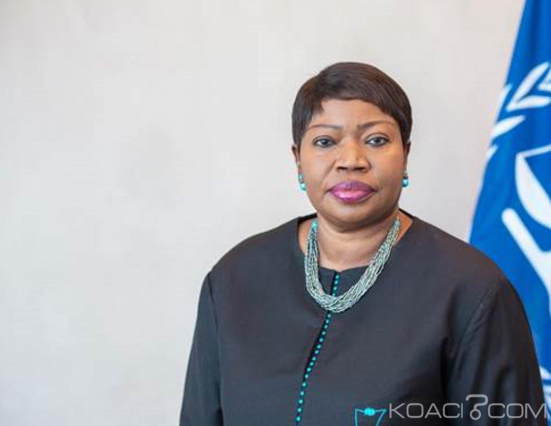 Côte d'Ivoire : Libération conditionnelle de Gbagbo et Blé Goudé, Bensouda prend acte de la décision de la chambre d'appel