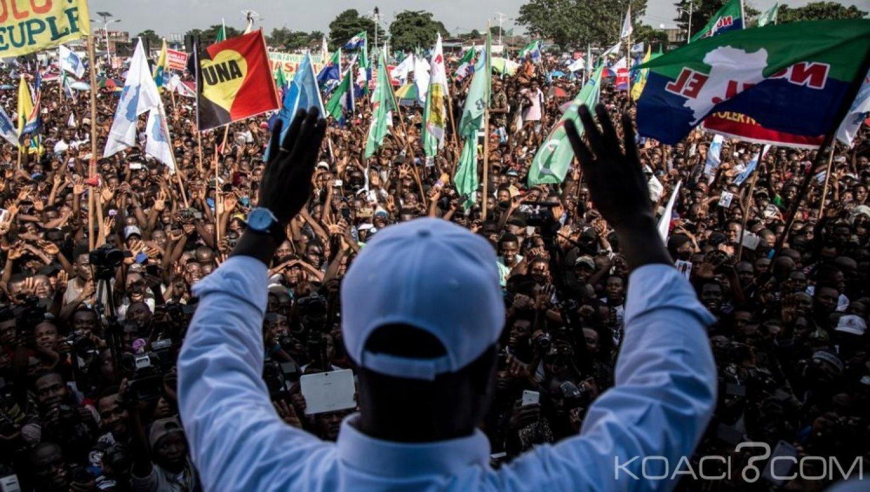 RDC : Rejetant Felix Tschisekedi comme «Président» ,  Fayulu appelle ses militants à la «résistance pacifique»