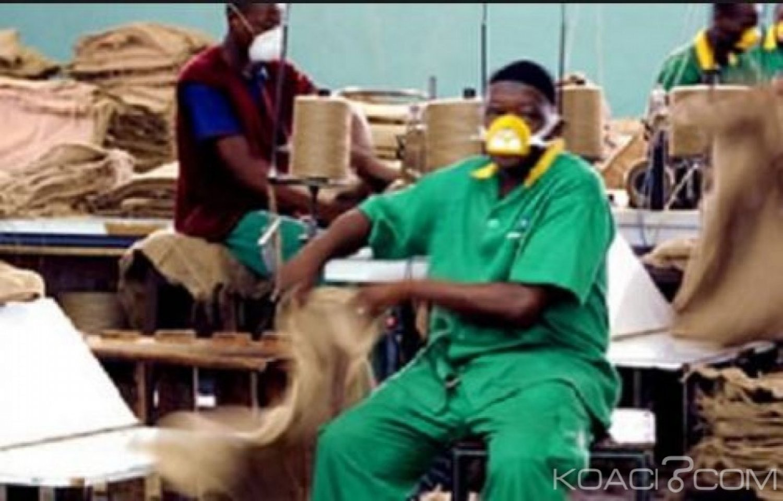 Côte d'Ivoire :  Bouaké, FILTISAC ferme définitivement le 28 février prochain, 49 salariés sur les 52 seront licenciés