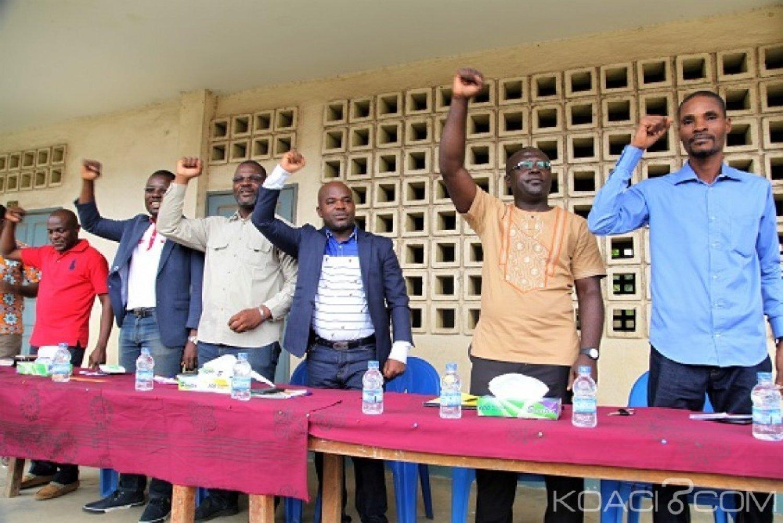 Côte d'Ivoire : Face à un énième mutisme des autorités, les enseignants en colère, projettent de passer à la vitesse supérieure dès ce lundi