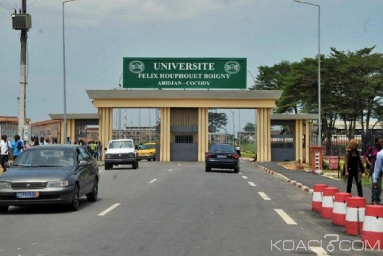 Côte d'Ivoire : Pas de grève à l'université de Cocody, une autre frange de la CNEC invite à une rencontre entre les parties   afin d'aplanir le différend
