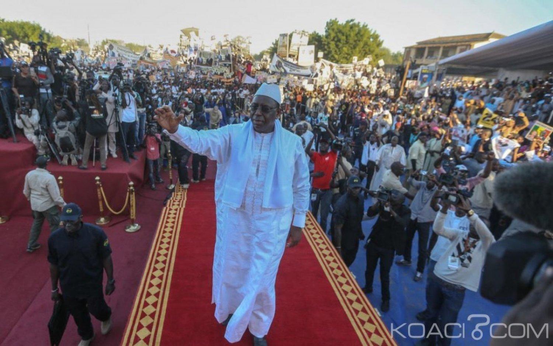 Sénégal: Première journée de campagne, Sall annonce un coup KO, ses challengers font feu sur lui