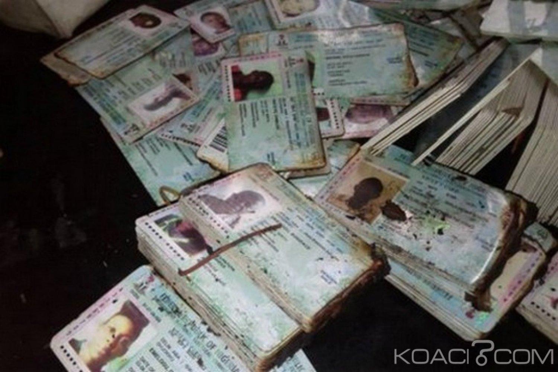 Nigeria : Etat d'Abia, un bureau de la CENI incendié