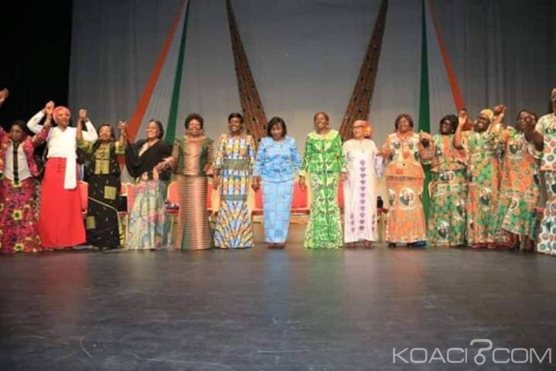 Côte d'Ivoire : Les femmes du Rhdp dénoncent la résurgence du discours tribaliste et invitent Adou Richard à s'auto-saisir