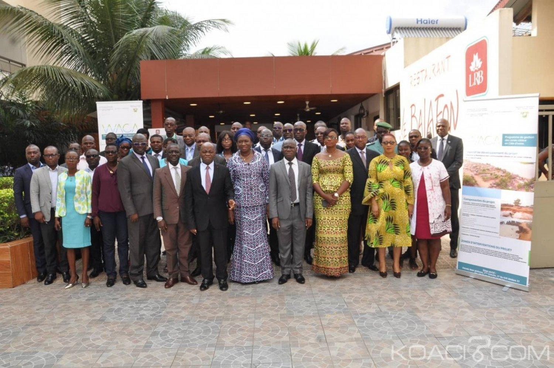 Côte d'Ivoire :  Changement climatique, des installations industrielles menacées de destruction, dont la SIR