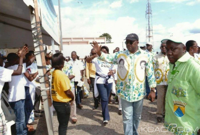 Gabon : Le candidat du PDG Léandre Zué,  élu maire de Libreville