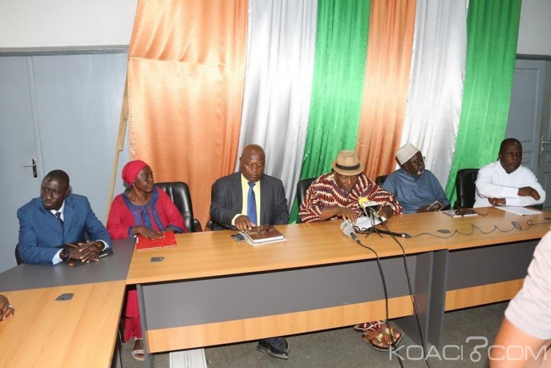 Côte d'Ivoire : Grève au secondaire et primaire, en attendant la réaction de Kandia, le Conseil consultatif de l'Education invite les enseignants  à la table de discussions