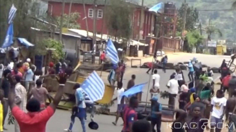 Cameroun : Sa tête mise à prix,  Frankline Njume ne renonce pas au combat contre les sécessionnistes