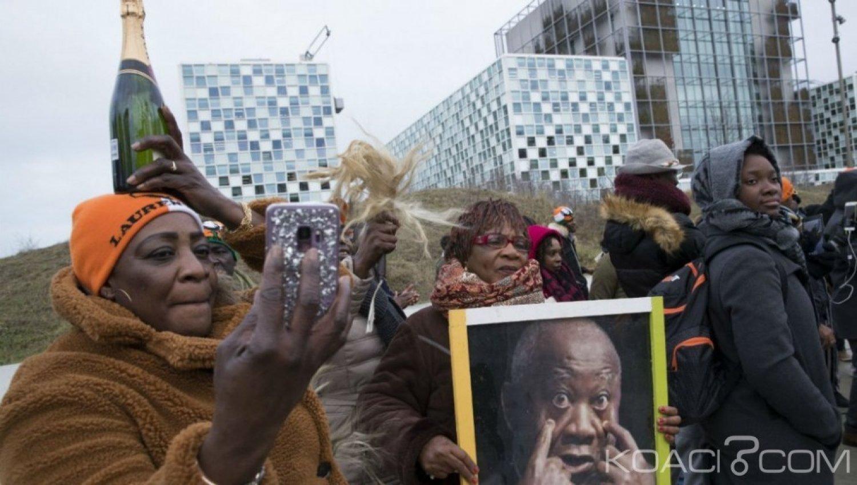 Côte d'Ivoire : Après l'arrivée de Gbagbo  en Belgique, son  parti invite ses partisans  de s'abstenir de manifester sur son sol  d'accueil