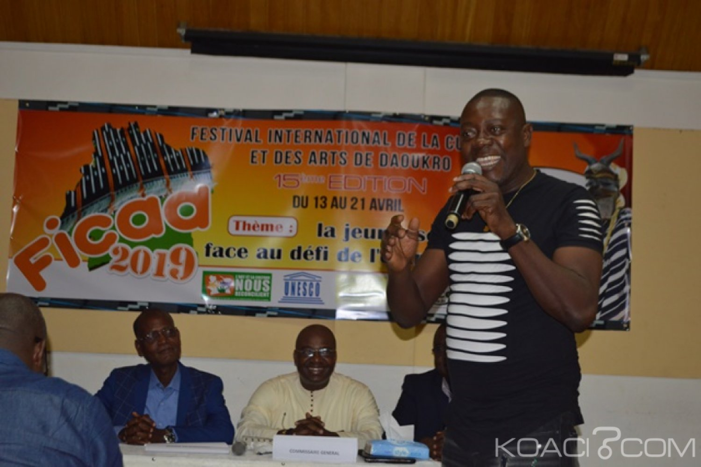 Côte d'Ivoire : Le FICAD de Daoukro 2019 annoncé en avril prochain    avec Bilé Didier comme invité spécial