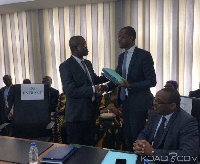 Côte d'Ivoire : Le nouveau DG de la RTI a pris fonction et veut continuer le chemin tracé par Bakayoko