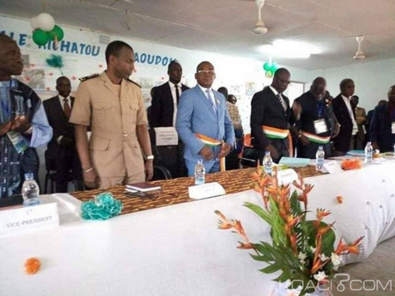 Côte d'Ivoire: Celestin Serey Doh tient son premier conseil régional à Duekoué, il appelle à la conjugaison des efforts