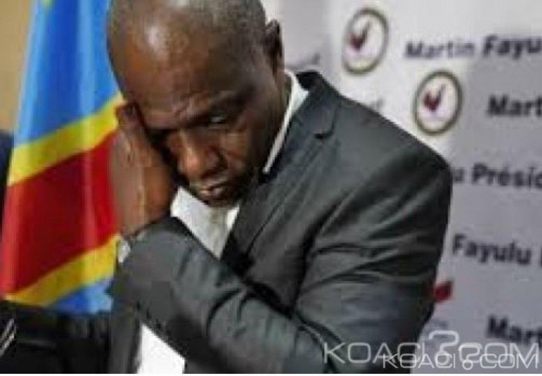 RDC: Martin Fayulu «persiste»  et saisit la Cour africaine des droits de l'homme
