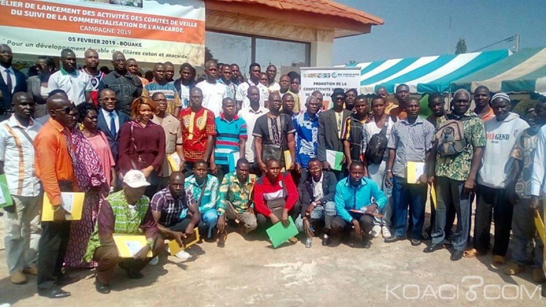 Côte d'Ivoire : Bouaké, pour tirer profit de leurs produits, des agriculteurs formés à la compétitivité