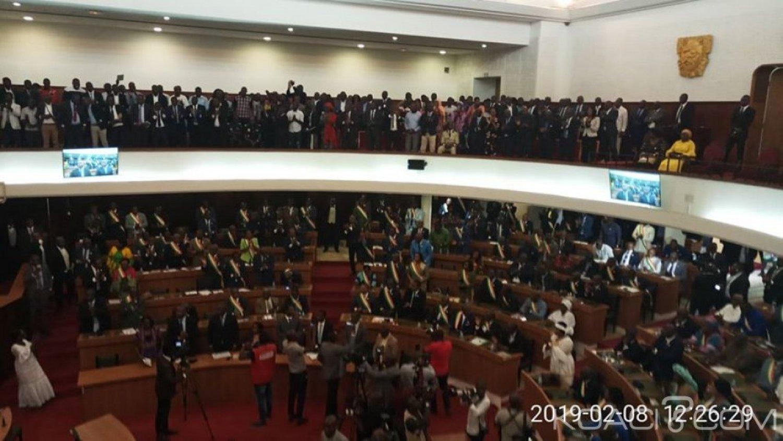Côte d'Ivoire: Assemblée nationale, Guillaume Soro rend sa démission et précise qu'il n'est pas un homme à s'accrocher comme un «saprophyte» à un poste