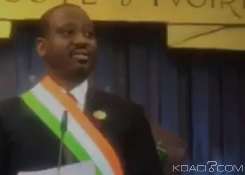 Côte d'Ivoire : Libéré, Soro sort enfin du flou «Je vais aller chercher le fauteuil pour m'asseoir dedans»
