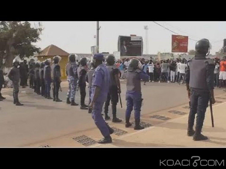Guinée Bissau : La résidence d'un ministre pillée après une manifestation d'élèves à Bissau