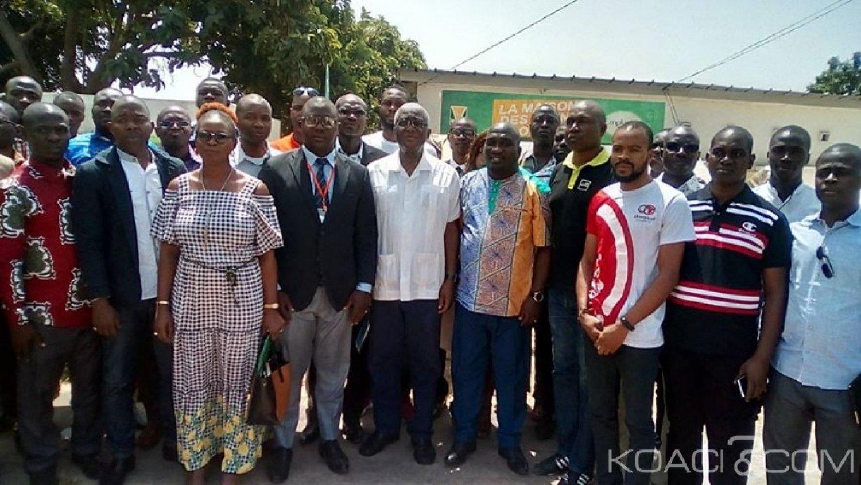 Côte d'Ivoire : Au cours d'une rencontre à la maison des jeunes de Bouaké,   Djibo annonce des collaborations à venir