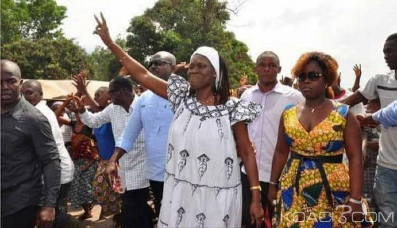Côte d'Ivoire : En visite à Gagnoa et Daloa, Simone accueillie en liesse, ce qui s'est passé à Mama chez Gbagbo