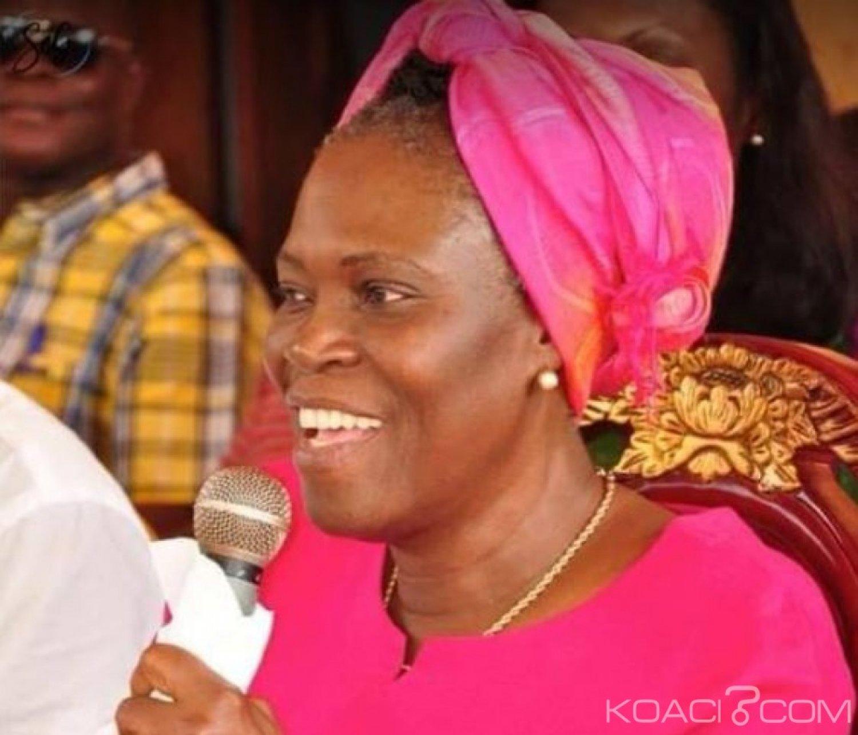 Côte d'Ivoire : A Mama, Simone «j'ai parlé avec Laurent Gbagbo il me confirme qu'il va bien et qu'il est bien arrivé»