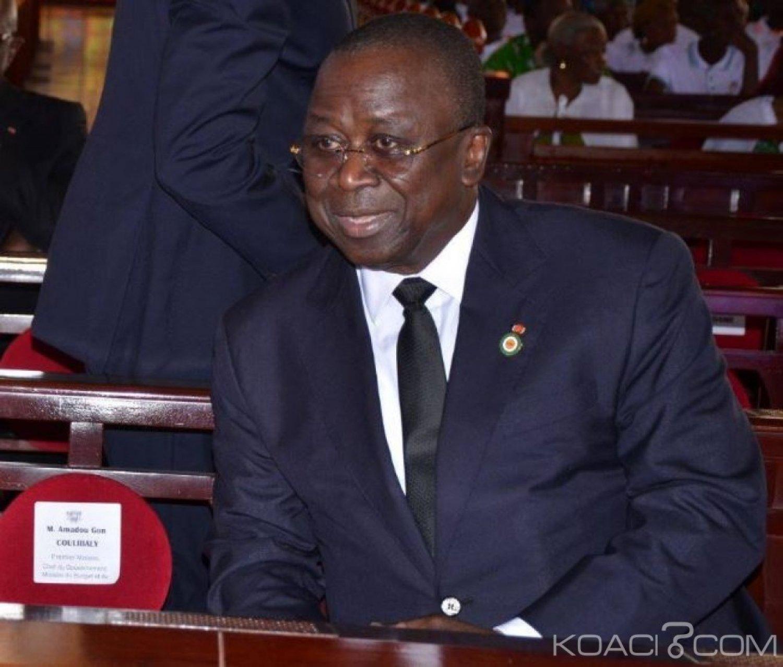 Côte d'Ivoire : Sénat, Jeannot Ahoussou Kouadio serait prêt à rendre sa démission avant la fin de ce mois