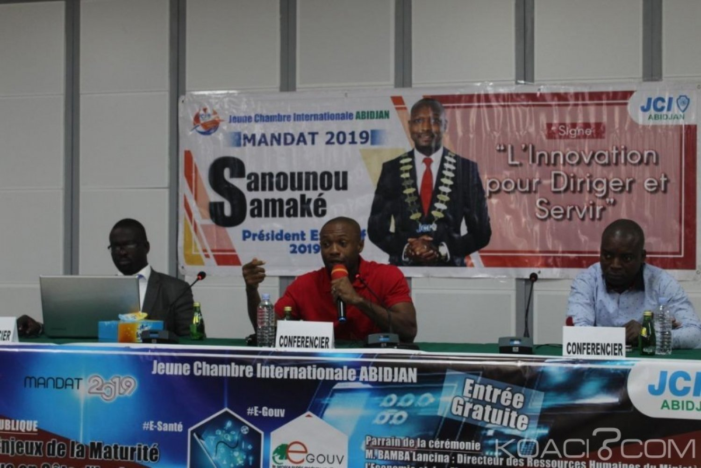 Côte d'Ivoire: Conférence sur la maturité numérique de la Jeune Chambre Internationale d'Abidjan, les nouvelles technologies comme facteur d'impact positif sur la communauté