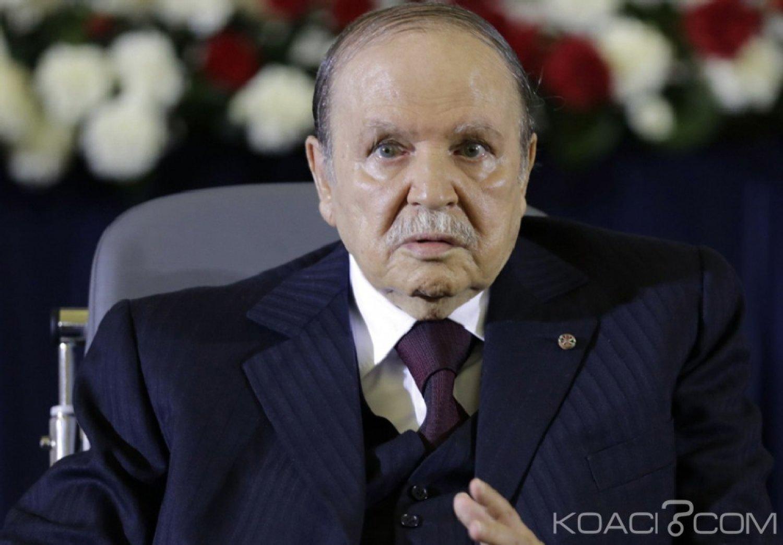 Algérie : Abdelaziz Bouteflika candidat pour un cinquième mandat