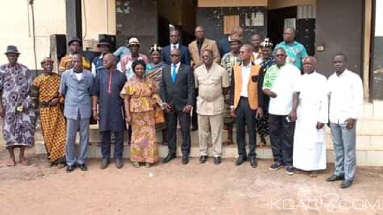 Côte d'Ivoire : Pour éviter un désordre dans sa ville, le maire de Daoukro interdit les motos-taxi