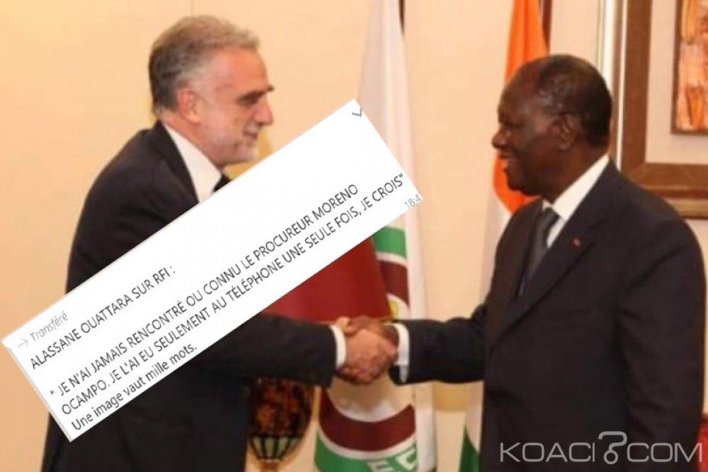 Côte d'Ivoire : Pour le traiter de menteur, le «je ne le connaissais pratiquement pas» de Ouattara qui devient «je ne l'ai jamais rencontré»
