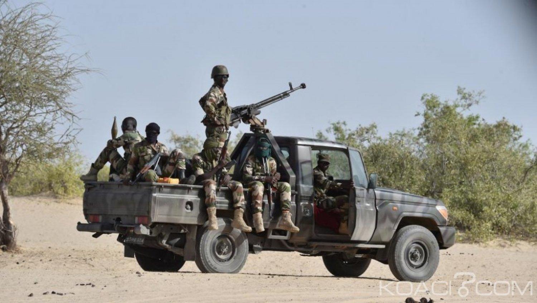 Niger :  En provenance de la Libye,121 rebelles et leur chef se rendent à l'armée