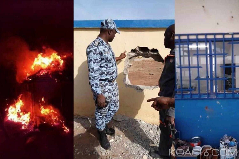 Côte d'Ivoire : Après un soulèvement d'élèves à Botro, trois policiers blessés et plusieurs dégà¢ts occasionnés