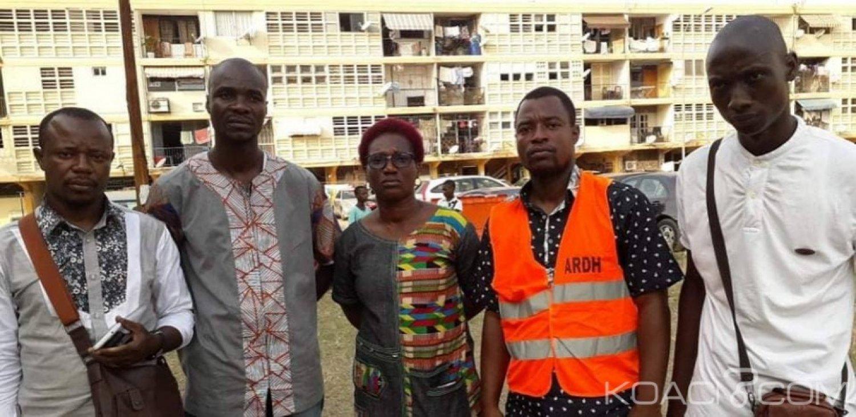 Côte d'Ivoire : Quelques jours après l'enlèvement d'Aristide Ozougou, ses amis du COEECI réagissent