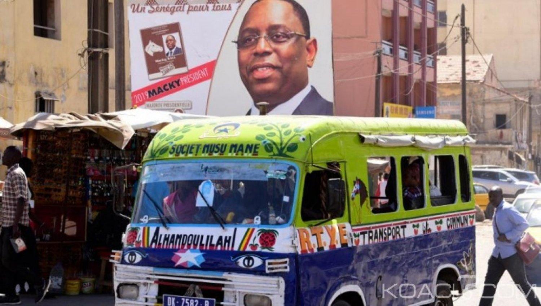 Sénégal : Présidentielle, Macky Sall refuse le débat télévisé avec ses 4 adversaires qui vont débattre entre eux