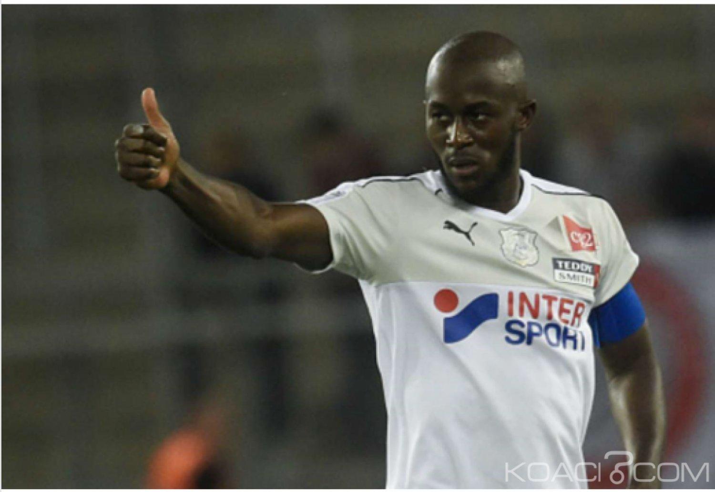 Côte d'Ivoire : Le capitaine d'Amiens Ligue 1 Française, Prince-Désir Gouano rêve de jouer avec les éléphants