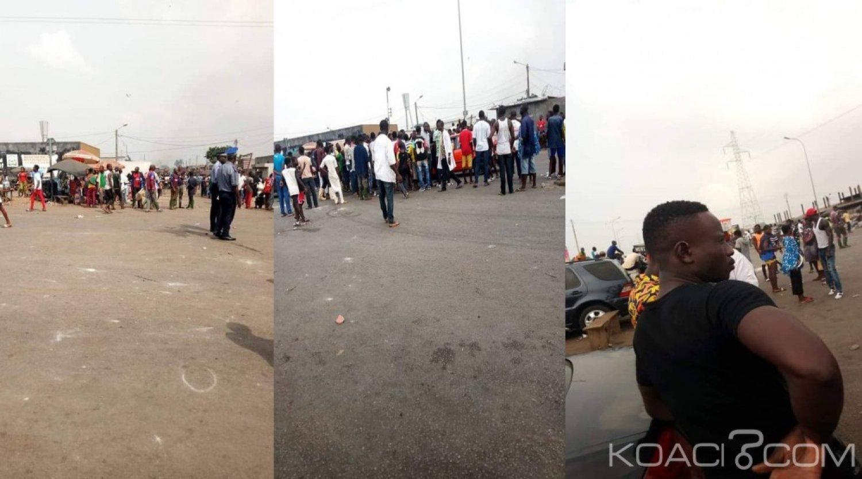 Côte d'Ivoire: À Port-Bouët une opération de contrôle d'identité vire à l'affrontement, un mort signalé