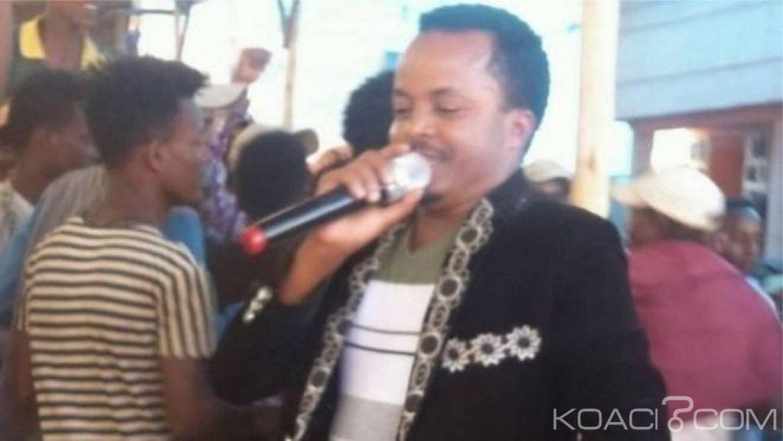 Éthiopie : La star Dadhi Gelan tuée par une balle perdue