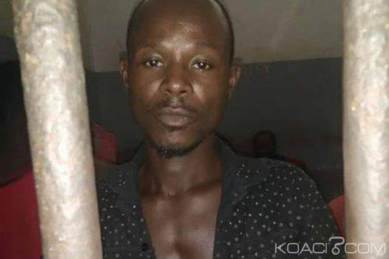 Côte d'Ivoire : Enlevé et détenu au secret par des hommes encagoulés, affaibli, Aristide Ozoukou présenté devant le juge