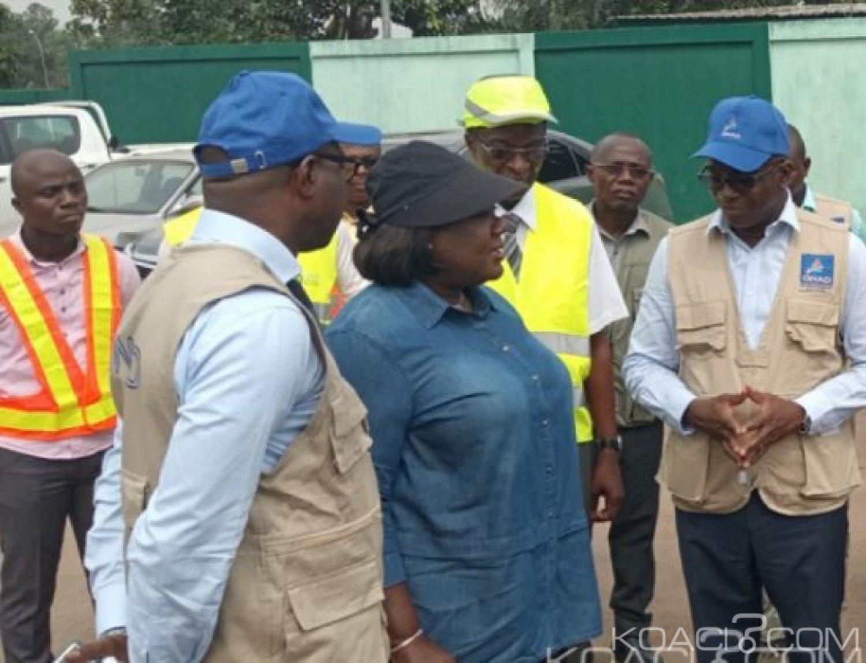 Côte d'Ivoire : En prévision de la saison des pluies à Abidjan, un projet d'aménagement du Bassin Versant de la Palmeraie voit le jour